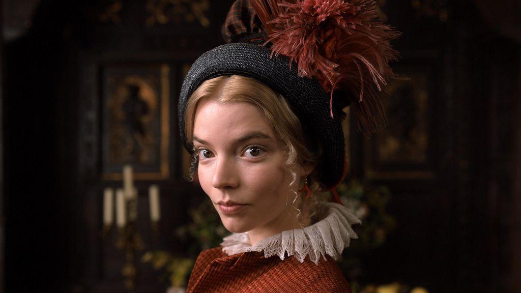Anya Taylor-Joy, en 'Emma' (2020)