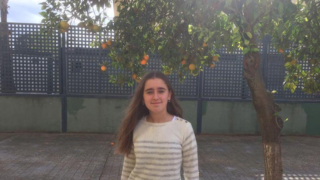 Patricia, la sevillana de 12 años que se ha proclamado campeona mundial de cálculo mental