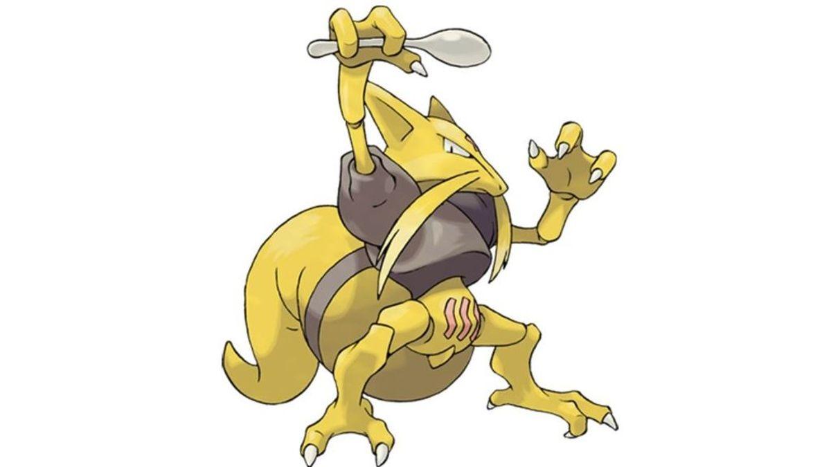 El ilusionista Uri Geller autoriza a Nintendo, 20 años después, a que venda un Pokémon inspirado en él