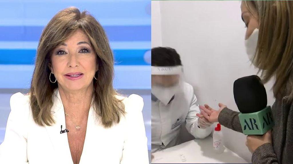 El zasca de Ana Rosa al ministro Illa por los test en farmacias