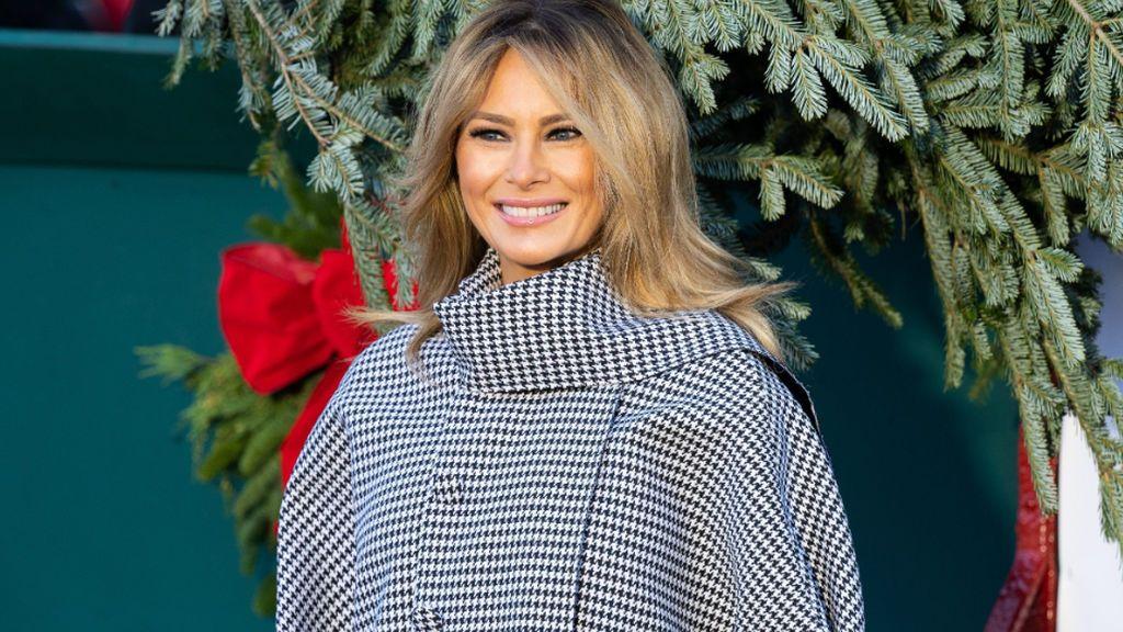 Melania Trump y su evolución en las estampas navideñas: la decoración año tras año de la Casa Blanca