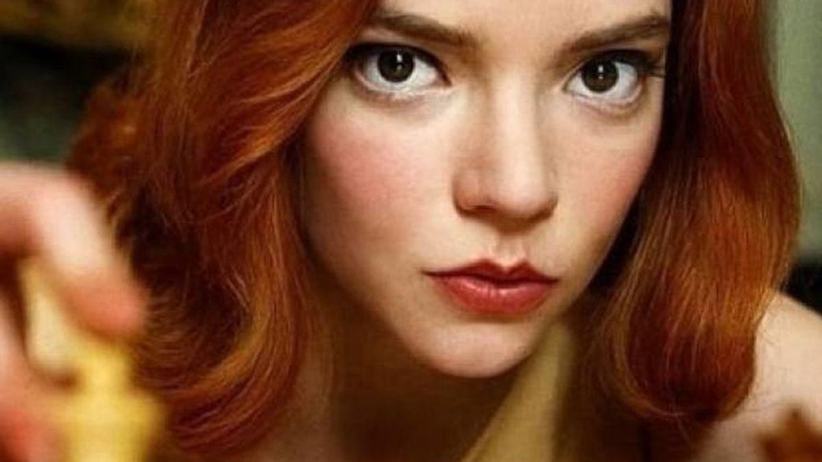 Anya Taylor-Joy, actriz de 'Gambito de dama'