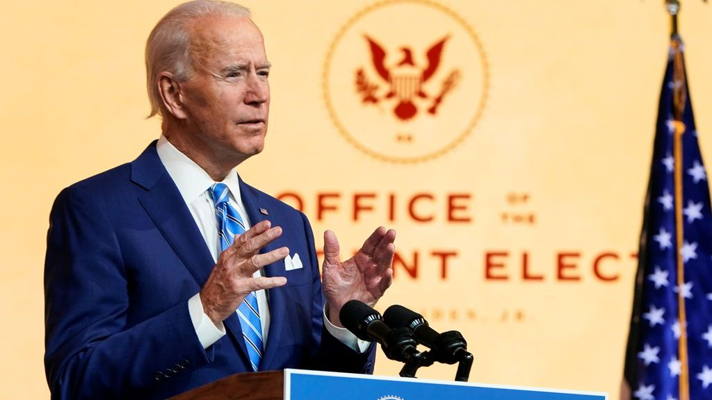 Biden nombra  a un equipo de comunicación formado sólo por mujeres