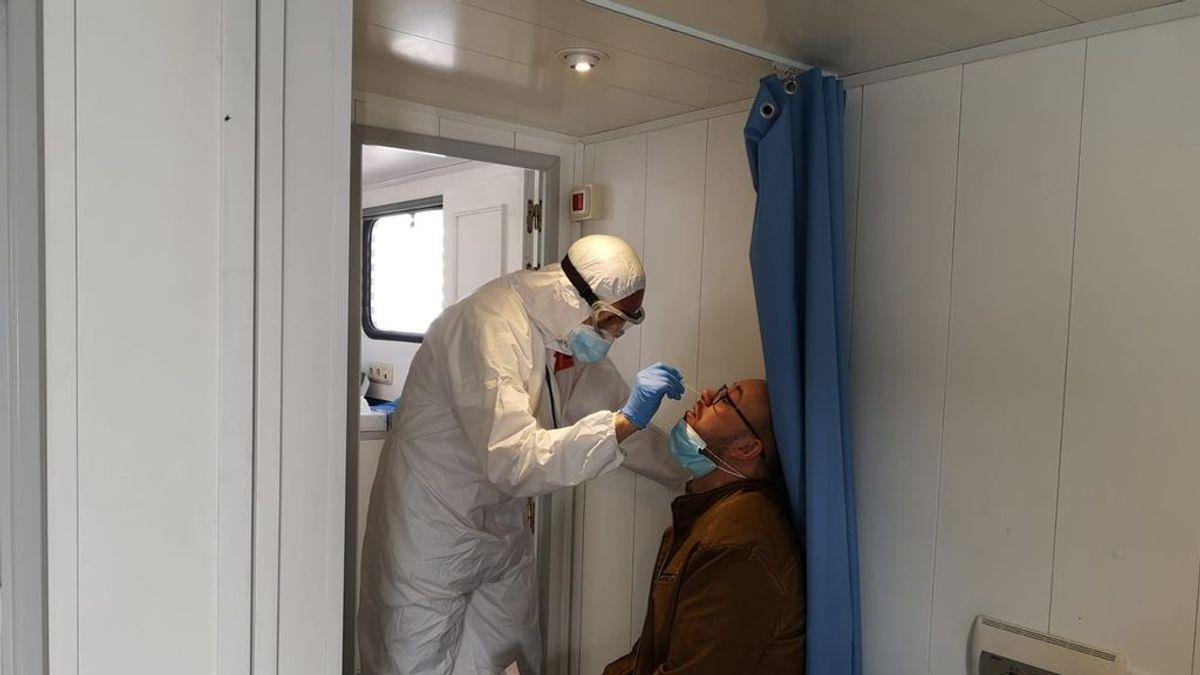 Cuevas del Becerro: comienzan las pruebas de coronavirus a toda la población malagueña