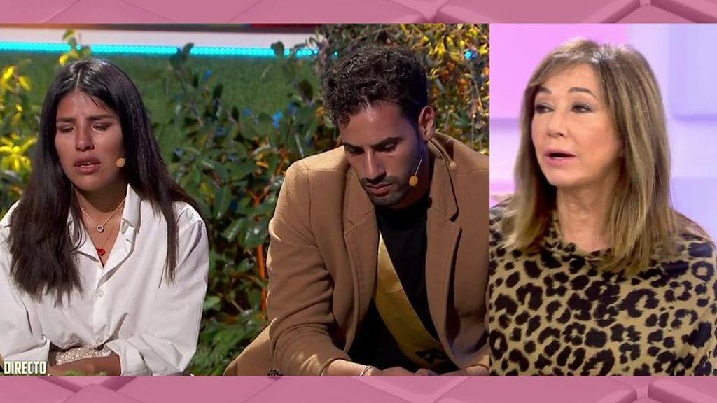 Ana Rosa estalla contra Asraf tras ver cómo trata a Isa P