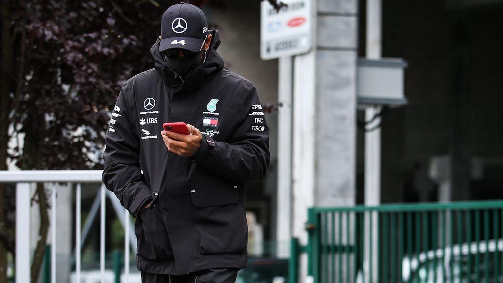 Hamilton, positivo por coronavirus, se perderá el GP de Sakhir: Vandoorne, Hulkemberg y Russell, los candidatos a sustituirle