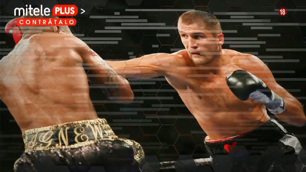 Disfruta de todos los deportes de combate premium en Mitele PLUS