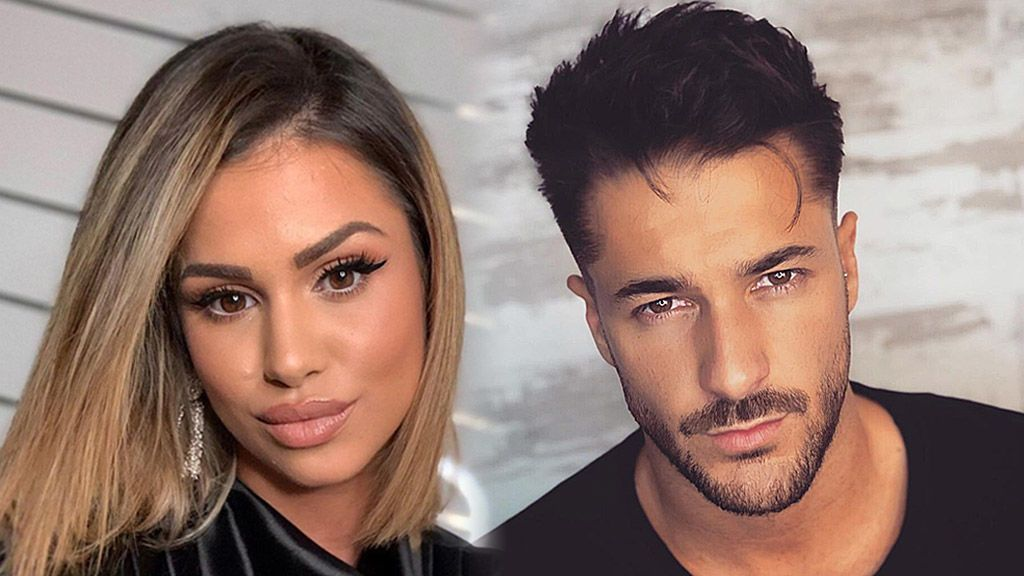 Marina Ruiz confirma su relación con Hugo Paz
