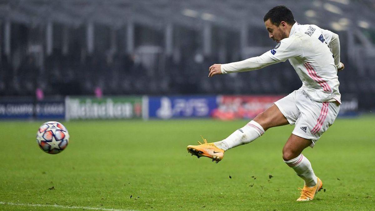 Un estudio declara a Hazard como el jugador más sobrevalorado de la Liga: cada gol suyo cuesta 34 millones de euros