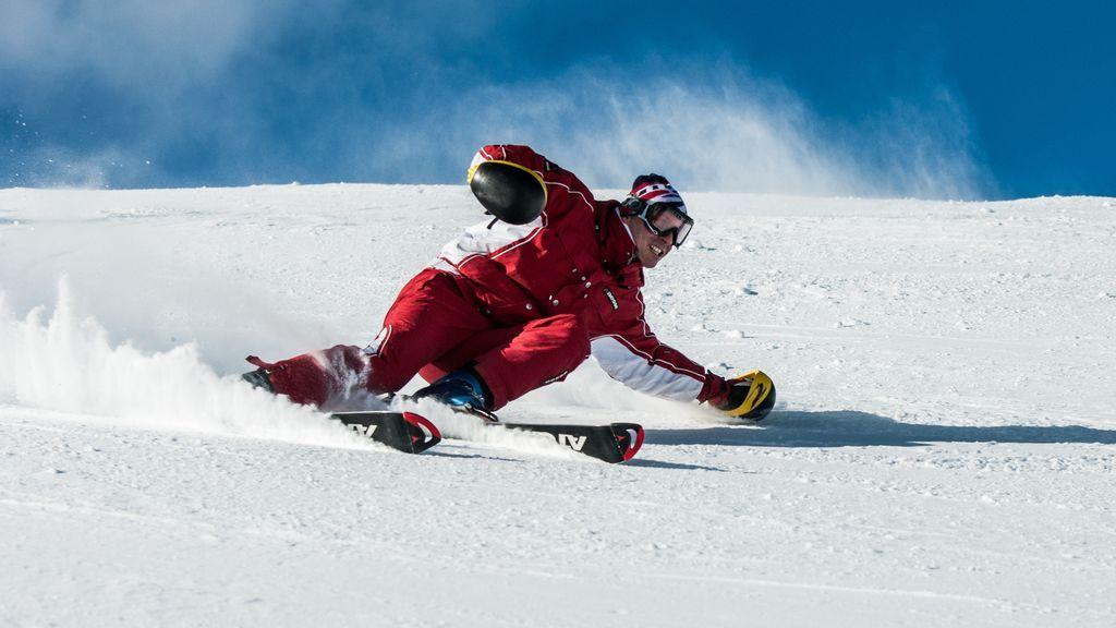 Tres en uno: esquí, tercera ola y plan de pensiones