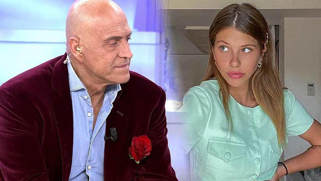 Anita y Kiko Matamoros no se hablan: las claves del distanciamiento padre e hija