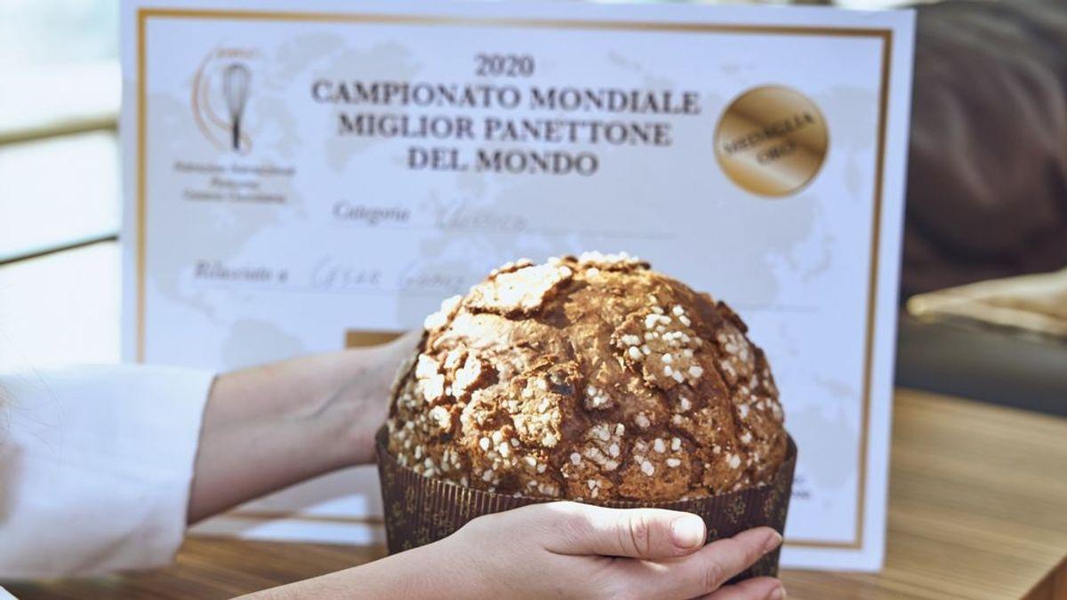 Una pastelería de Valencia gana en Italia el premio a mejor panetone del mundo