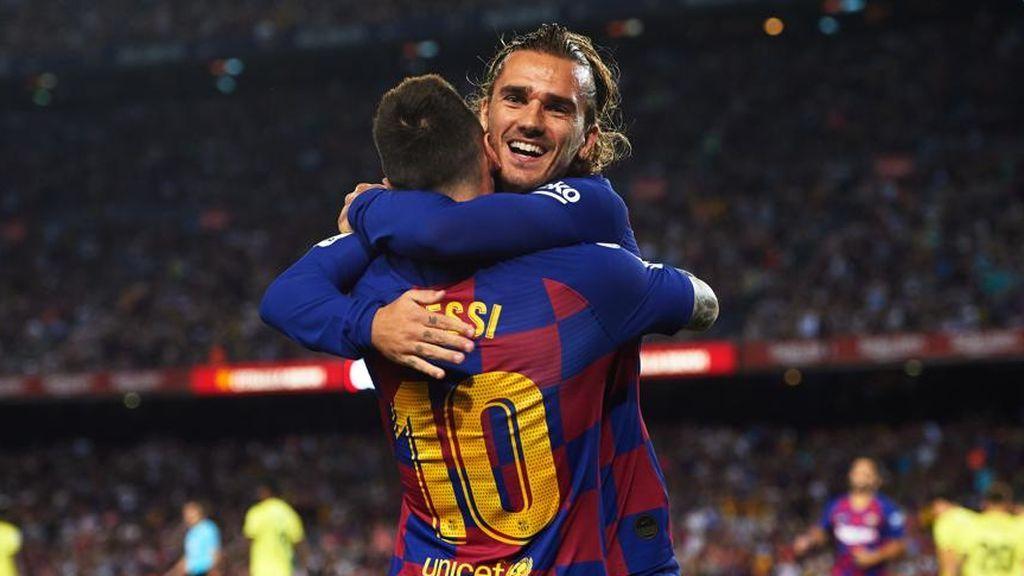 El exagente de Griezmann dice tener mensajes donde arremete contra el vestuario del Barça