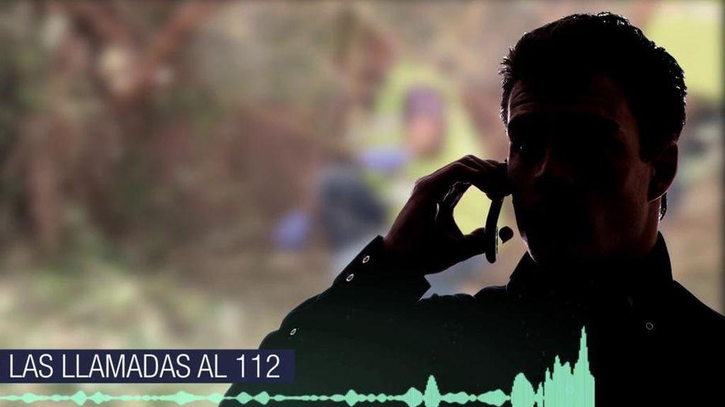 Las llamadas al 112 del triple crimen de Valga, en exclusiva