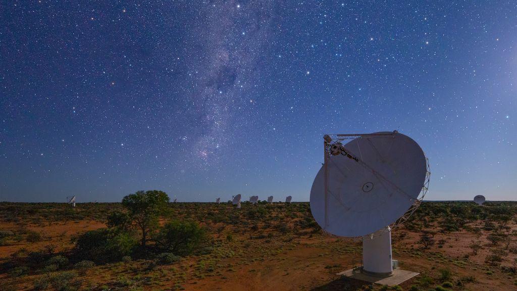 ¿Te imaginas viajar por el universo? Puedes hacerlo con este mapa interactivo de galaxias