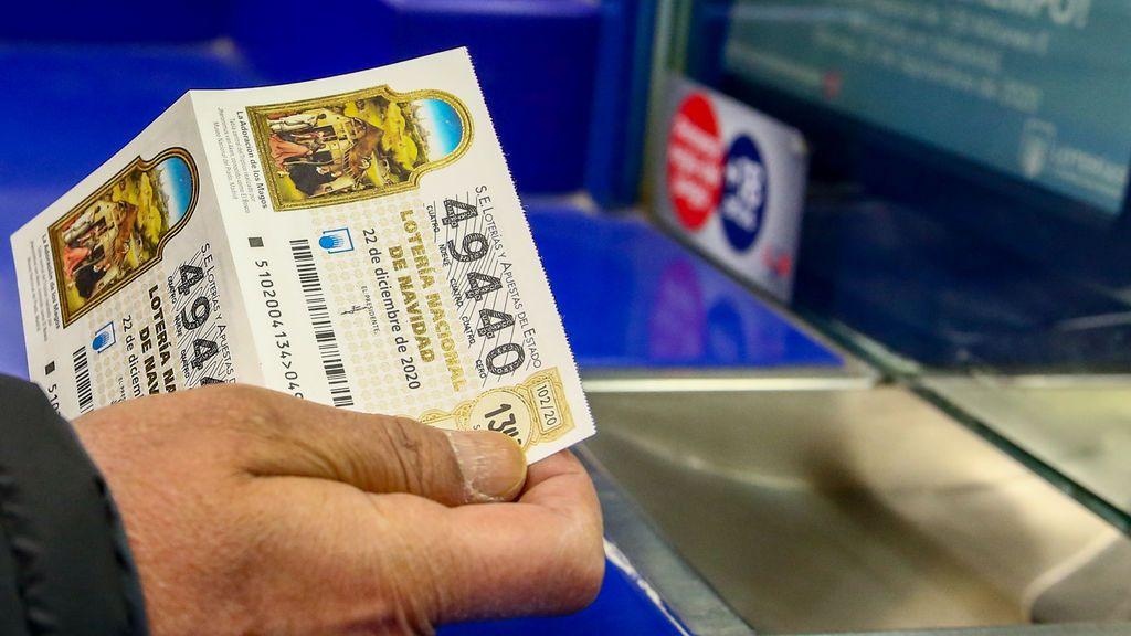 En qué provincia gastan más dinero en la Lotería de Navidad