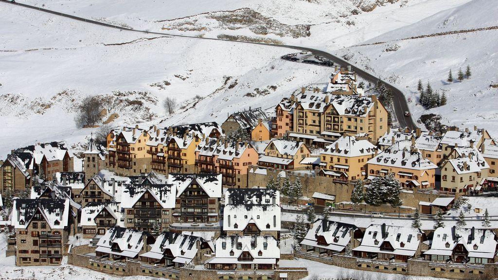 ¡Aviso por nevadas y frío! Una tremenda borrasca empieza a cubrir de blanco Europa y pronto lo hará en España