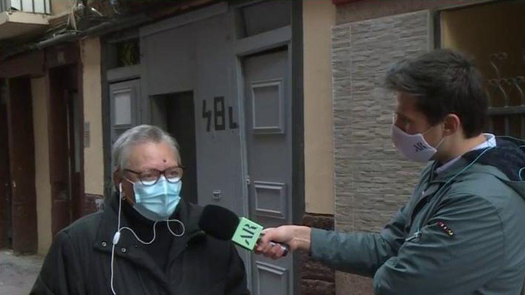 Los vecinos de un barrio Zaragoza atemorizados por los okupas