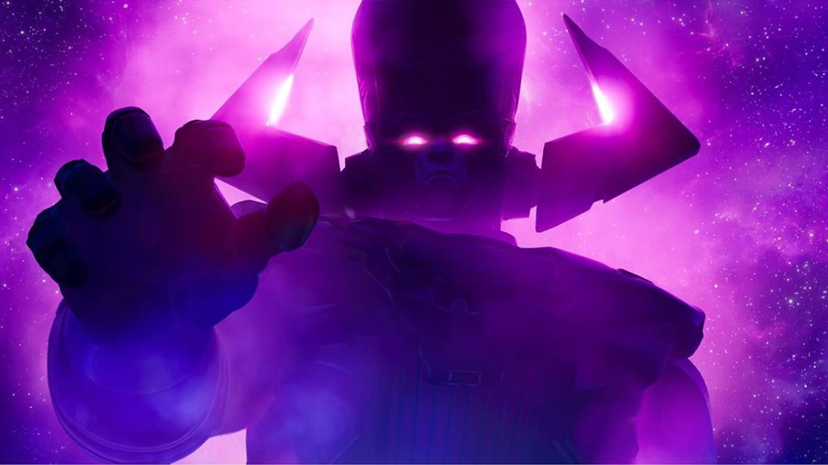 Fortnite Galactus