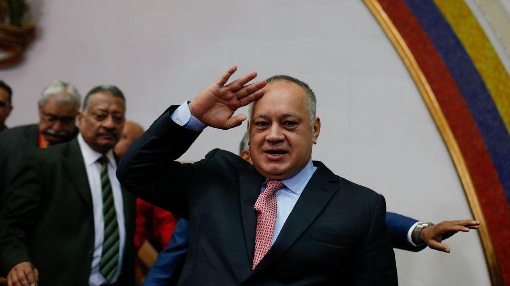 """Cabello a las mujeres venezolanas:  """"no den de comer a sus maridos"""" si no acuden a votar"""