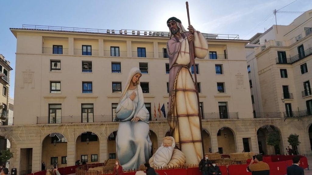 El Belén de Alicante ya tiene su Récord Guiness