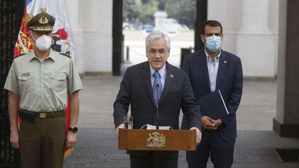 """Chile no reconocerá los resultados en Venezuela e insiste en que Guaidó es la """"autoridad legítima"""""""