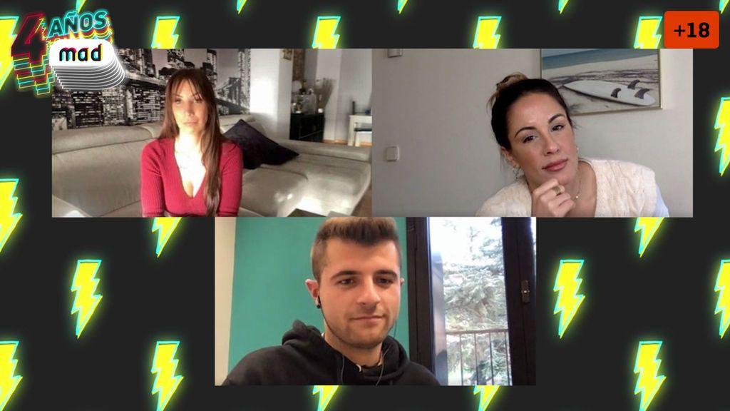 Fani, Iban y Susana Megan opinan de Aurah y Jesé y hablan de su primera vez (2/2)