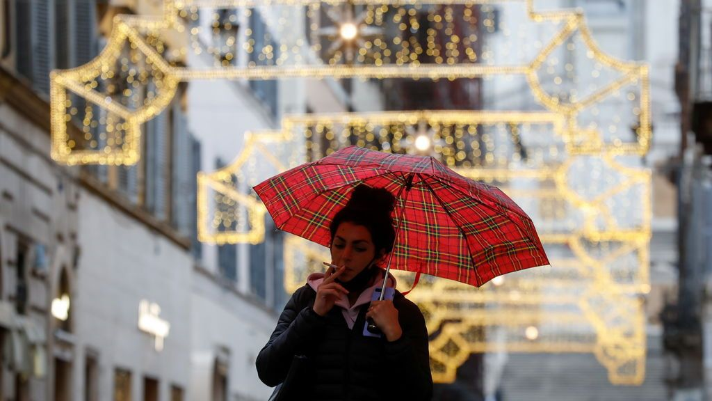 Italia prohibirá salir del municipio el día de Navidad y Año Nuevo