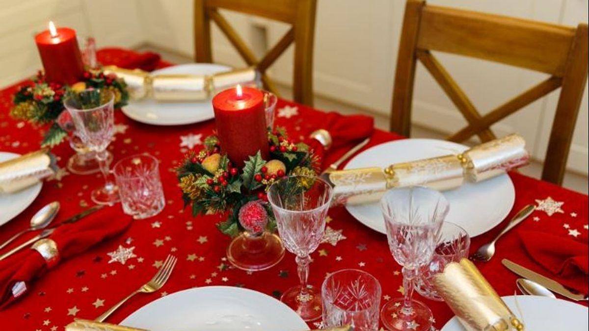 Las precauciones para que en la comida de Navidad el coronavirus no se siente a la mesa