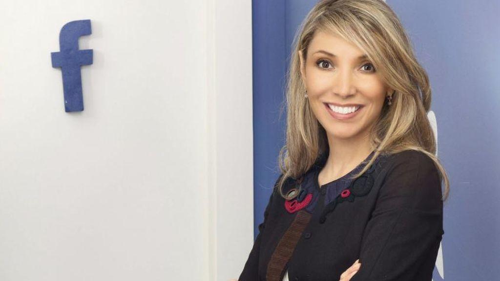Irene Cano, directora de Facebook España y Portugal