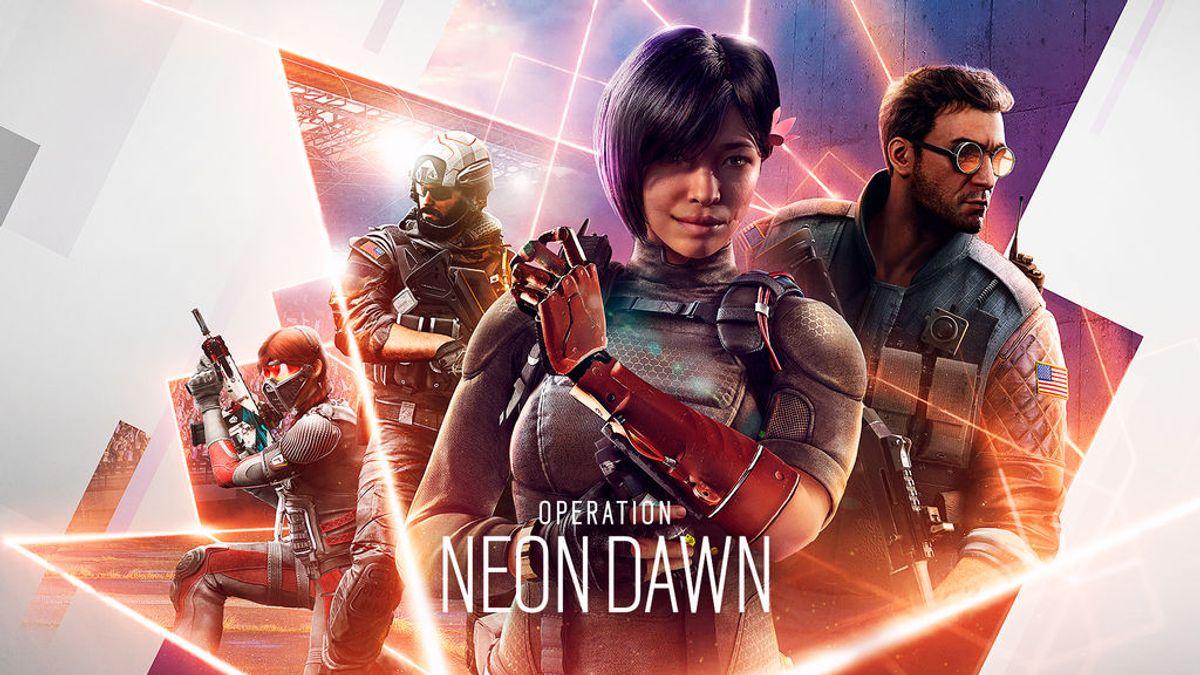 Rainbow Six Siege llega a PlayStation 5 y Xbox Series X   S