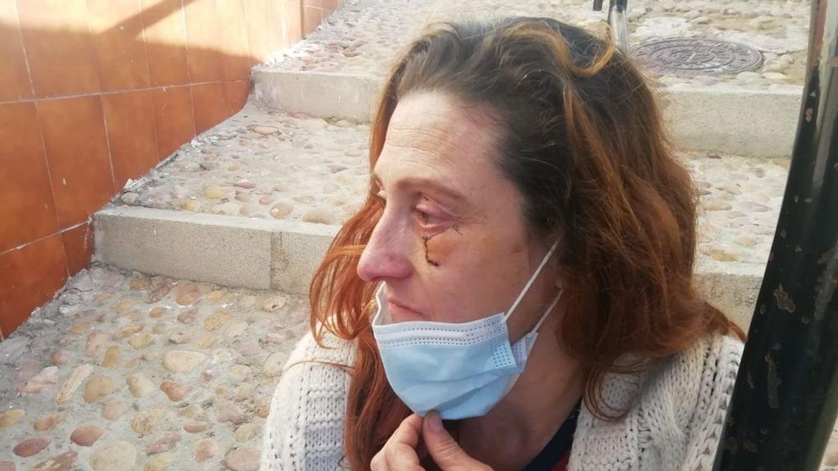 Detenidos tres menores okupas por dar una paliza con palos y piedras a una mujer en Villena