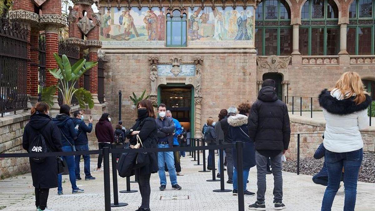 Acelera la velocidad de transmisión del coronavirus en Cataluña y la desescalada se compromete