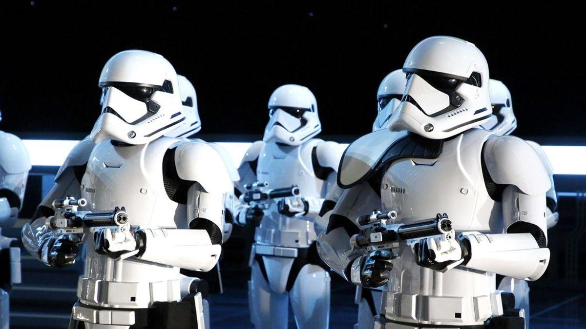 Y llegó 2020 y el mundo se transformó en Star Wars: la mascarilla 'galáctica' modular contra la pandemia