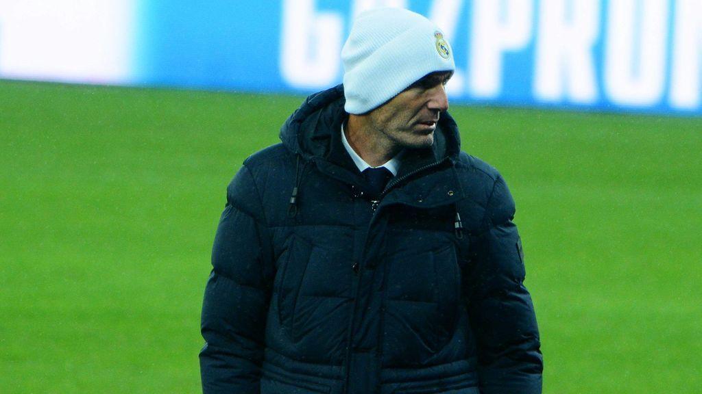 La dimisión de Zidane, la opción más probable si el Real Madrid pierde el partido de Champions ante el Gladbach