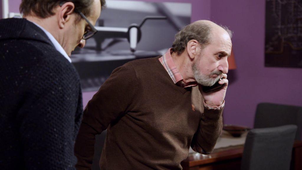 Enrique llama a Judith