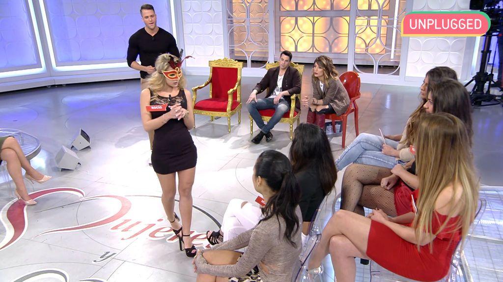 Rocío Amar, contra Mamen en 'MyHyV'