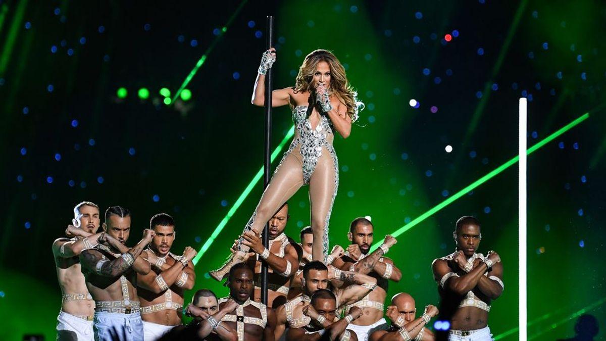 Así ha sido la primera 'storie' de Jennifer Lopez en Spotify