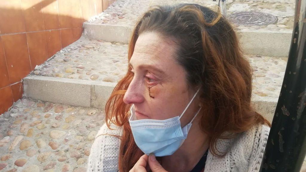 Mujer agredida menores Villena