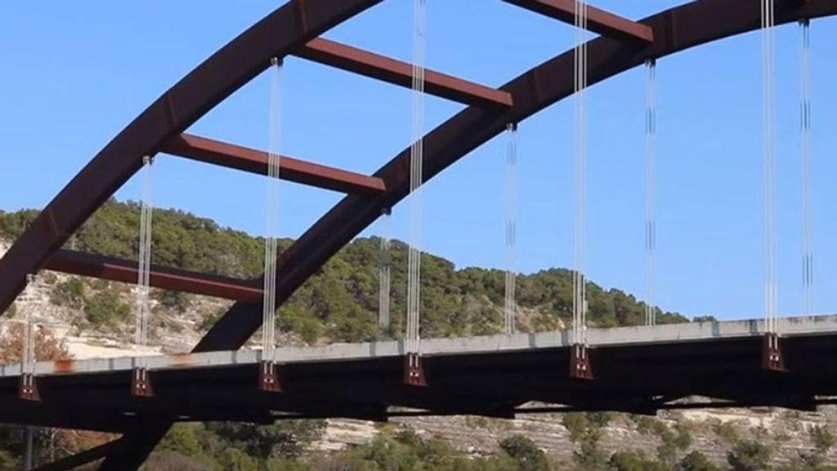 Un joven youtuber se fractura el cráneo al grabar un vídeo lanzándose al río Colorado y lo censuran en las redes