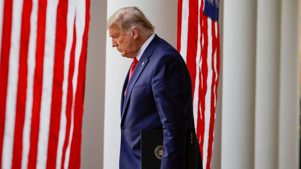 Trump recauda 170 millones de dólares tras su derrota en las elecciones presidenciales
