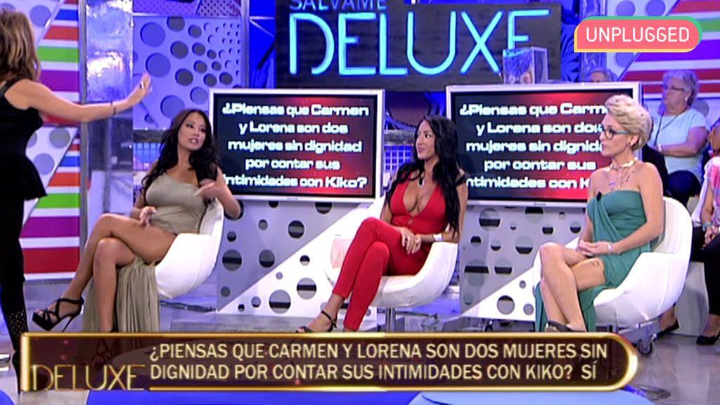 Los Ángeles de Kiko Rivera en 'Deluxe'