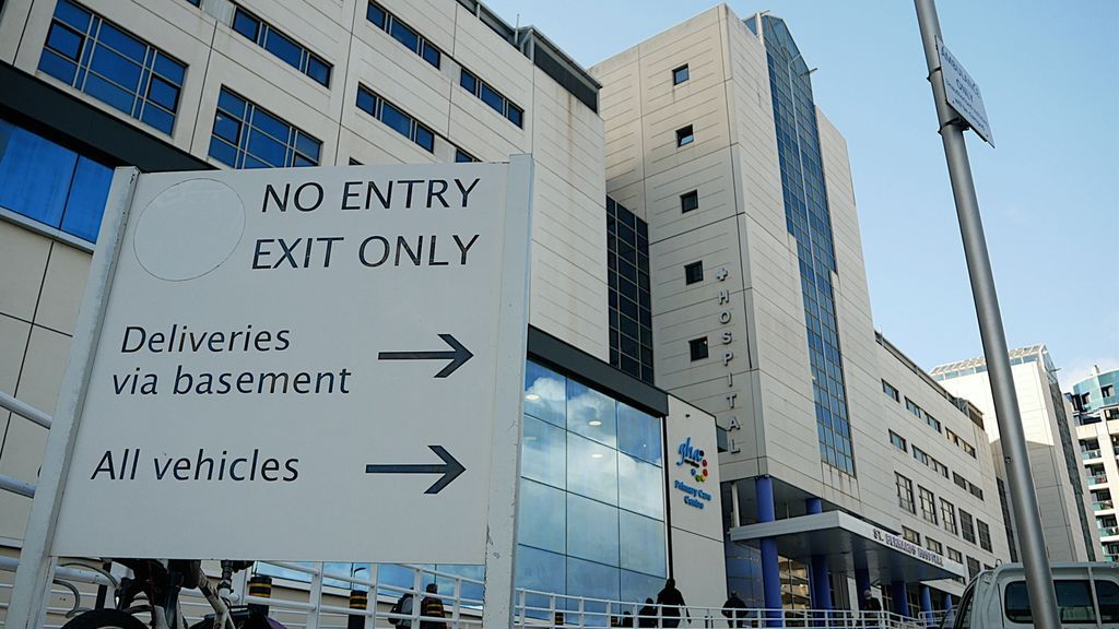 Hospital de San Bernardo, Gibraltar