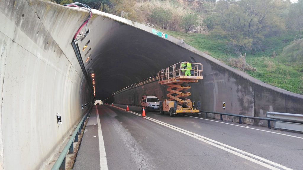Bruselas da un ultimátum a España para que cumpla las normas europeas para seguridad en los túneles