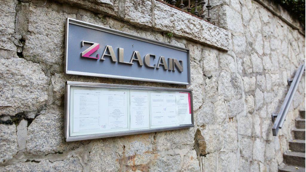 El juzgado de lo Mercantil procede a la liquidación del restaurante Zalacaín y deja a 50 empleados sin trabajo