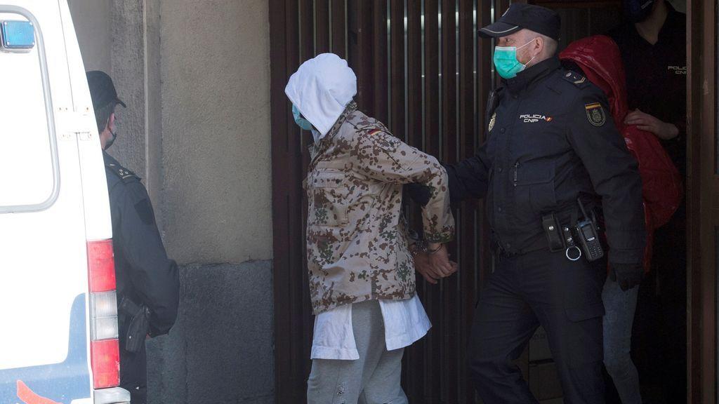 La Fiscalía de Madrid solicita prisión para Rafael Amargo y su mujer