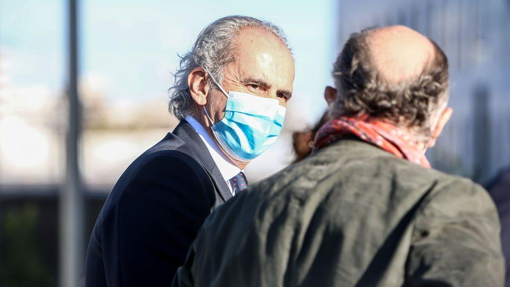 Madrid pide permitir reuniones de 10 personas también para el 5 de enero