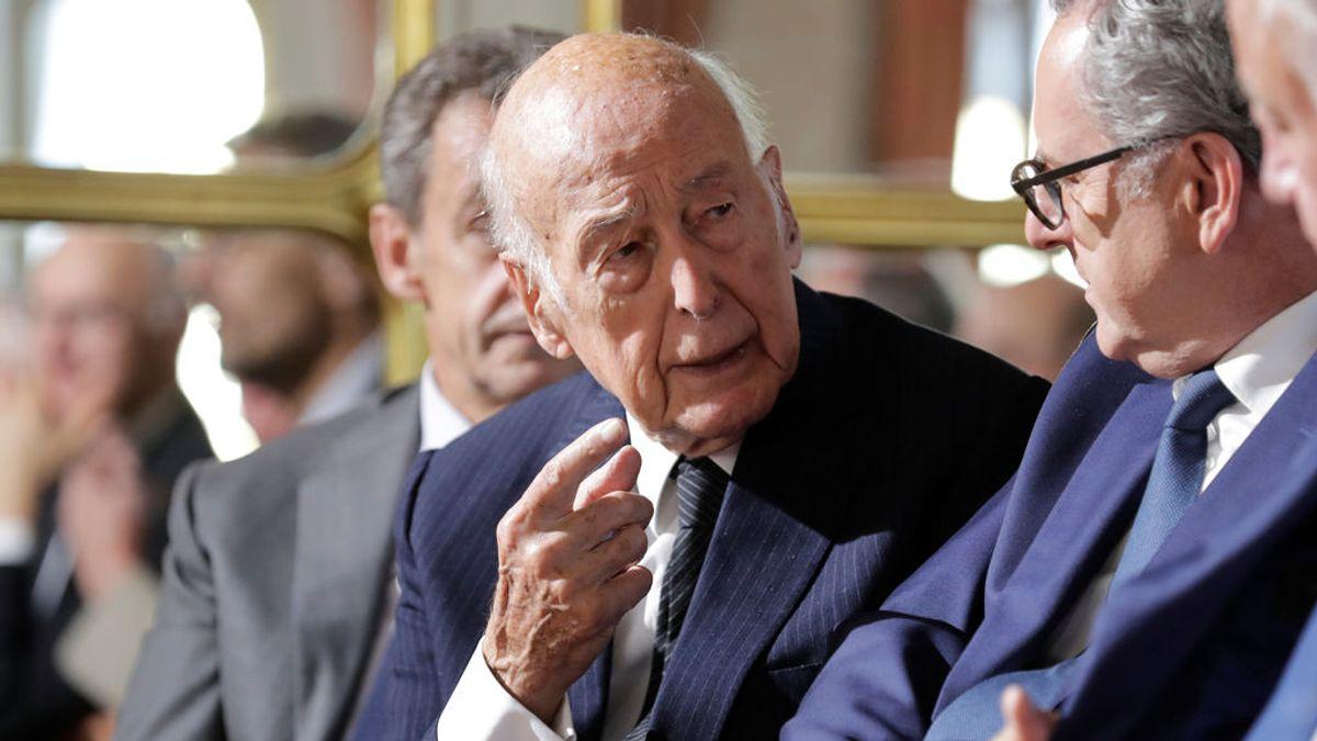 Muere Valery Giscard d'Estaing, expresidente francés, a los 94 años