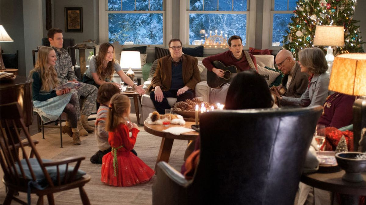 Somos diez en Nochebuena: ¿cuánto tiempo se puede estar seguro en función de la  ventilación, la mascarilla o si cantamos?