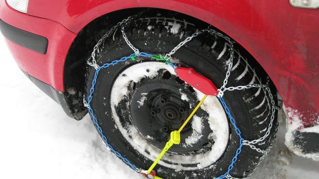 Neumáticos all season, invierno o cadenas: ¿qué es mejor?